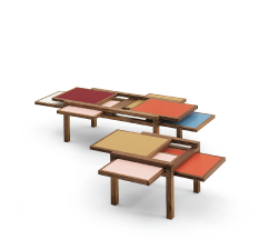 Tables basses par SCULPTURES JEUX
