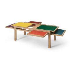 Table basse PAR 6 par SCULPTURES JEUX